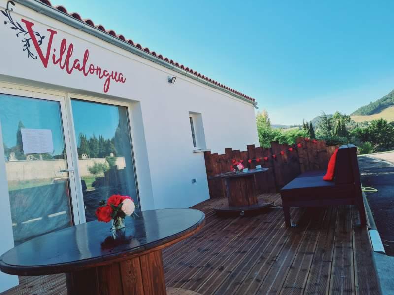 Ouverture du Restaurant Villalongua